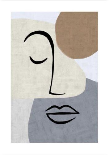 Abstract Line Art No4 (21x30)